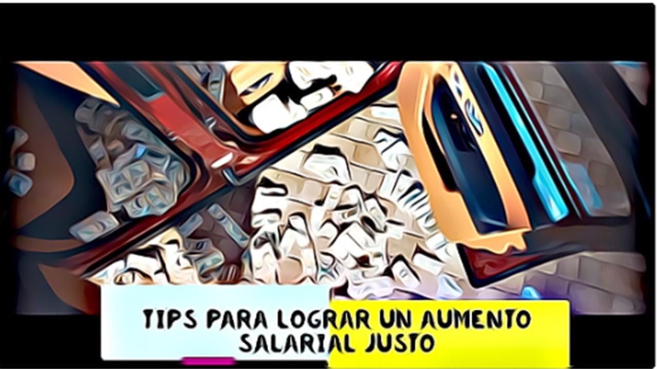Tips para lograr un aumento salarial justo